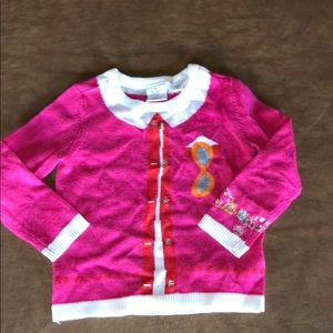 Kate Spade for BabyGap sweater 2T EUC